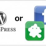 ワードプレスと無料ブログ比較 どっちがいい?